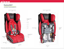 radian rxt all in one convertible car seat diono us