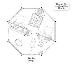 collection guest house design photos guest house floor plan 2 bed 1 bath living area dining
