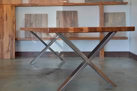 Plank Desk E U0026 K Vintage Wood Designs Custom Furniture Slabs Eandkwood Com