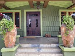 Craftsman Home Curb Appeal Tips For Craftsman Style Homes Hgtv