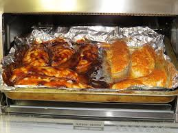 Quick Toaster Oven Recipes Chicken Breast Tenderloins With Dr Pepper Bbq Sauce Cooked In The