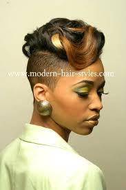 short wraps hairstyle 30 black short hair styles quick weaves pixies and wraps