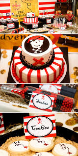 Pirate Cake Decorations Pirate Birthday Party Ideas Diy Pirate Party Printable Pirate