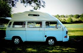 camper van a frugal family camping story