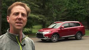 mitsubishi outlander 2016 review youtube