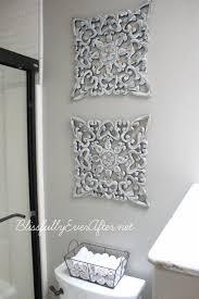 wall decor for bathroom ideas alluring best wall decor for bathroom ideas rusti on
