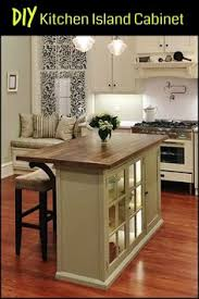 kitchen island with cabinets diy kitchen island from stock cabinets diy home