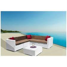 divano giardino luxurygarden divano da giardino in rattan ad angolo colore