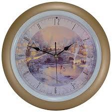 kinkade wall clocks