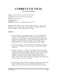 Mental Health Nurse Resume Ending A Cover Letter Examples Cover Letter Template Princeton
