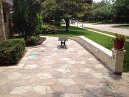 fabulous pavers front yard best pavers patio contractors