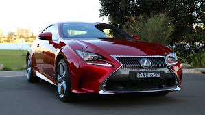 lexus rc 2016 lexus rc 200t review chasing cars