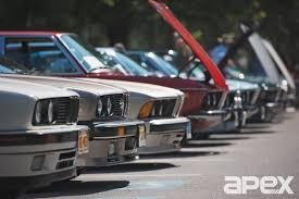 bmw vintage 6th annual bmw vintage at saratoga apex automotive magazine