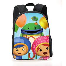 aliexpress buy mini 3d cartoon team umizoomi bag children