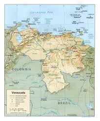 Political Map Of Latin America South America Physical Map A Learning Family Political Map Of