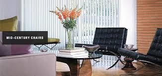 mid century chairs u2013 design ideas by aero drapery u0026 blind in