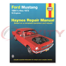 ford mustang haynes repair manual shelby gt 500 base boss 429 351