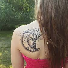 30 exles of amazing and meaningful moon tattoos for creative