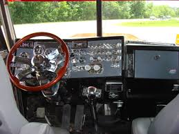 Custom Peterbilt Interior Bambarger Wrecker Service Inc 7035 Tow411
