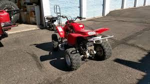 honda trx 400ex atv exhaust hmf racing honda 400ex