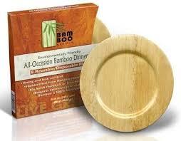 bamboo disposable plates 5 disposable bamboo plates ecofriendly