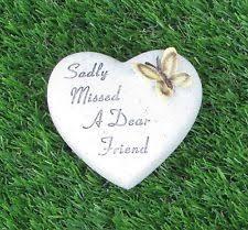 friend grave ornaments ebay