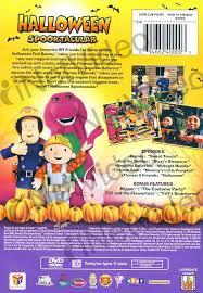 Thomas Friends Halloween Costume Halloween Spooktacular Featuring Bob Builder Barney