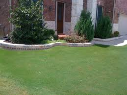 Landscape Flower Bed Ideas by Groundscape A Fort Worth Landscape Company Installs Landscape