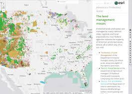 Map Pad Many Views Of Pad Us Protected Lands