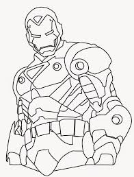 iron man coloring pictures free coloring pictures