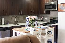 new york city studio apartment tour part 1 the kitchen covering