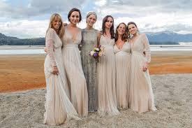 bride wars wedding dress patagonian pairing sofía sanchez barrenechea and alexandre de