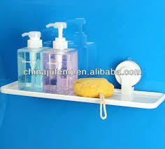 Bathroom Suction Shelves Suction Cup Shelves Photo 3 Of Suction Cup Plastic Bathroom