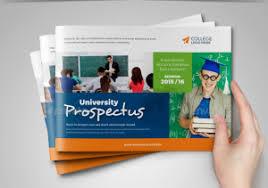 15 cool brochures for university u0026 u2013 design freebies
