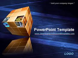 technology powerpoint template free download free powerpoint