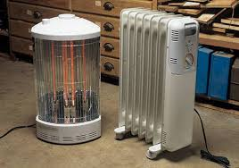 Heating Outdoor Spaces - how to heat your woodworking shop workshop heaters