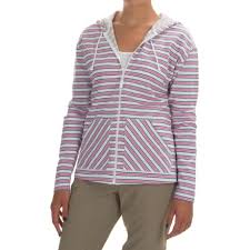 columbia sportswear ocean tides hoodie full zip for women bluebell