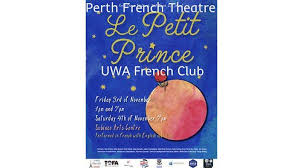 le petit prince au bureau perth theatre uwa présentent le petit prince
