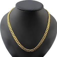 men necklace sizes images Jewelry products sankuwen fashion men stainless steel gold curb jpg