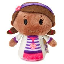 Doc Mcstuffins Home Decor Itty Bittys Doc Mcstuffins Stuffed Animal Itty Bittys Hallmark