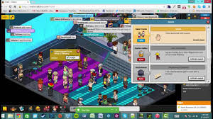let u0027s play habbo hotel 2001 free avatar online chat room youtube