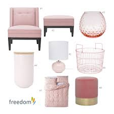 Freedom Ottoman by Trending Pop Of Colour Style By Freedom