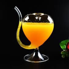 wine glass gifts 2pcs lot creative home glassware 300ml heart shape wine cup