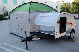 How To Make A Trailer Awning 10x10 Side Mount Screen Room Tent By Pahaque U2013 Teardropshop Com