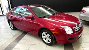 2007 ford fusion se 2007 ford fusion se exterior and interior walkaround place