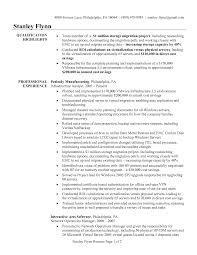 Resume Sample Qualifications by 27 Printable Data Analyst Resume Samples For Job Description