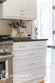 painted kitchen cabinets reveal miss mustard seed