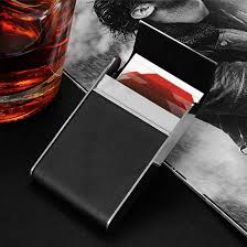 Fashion Photography Business Cards Compare Prices On Cigarette Case Card Holder Online Shopping Buy