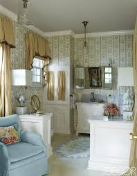decorating bathrooms ideas 15 bathroom wallpaper ideas wall coverings for bathrooms elle