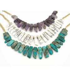 make necklace with stone images 810 best diy fashion images jewelry crafts jewelry jpg